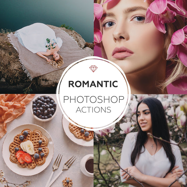 Romantic - Photoshop Actions