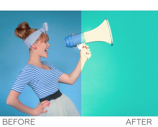 Retro - Photoshop Actions