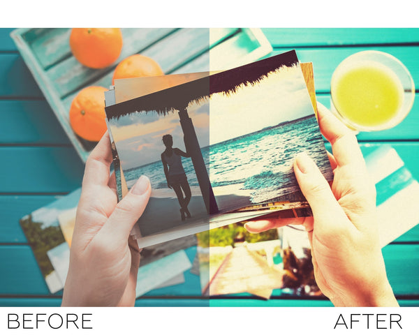 Instant Camera - Photoshop Actions