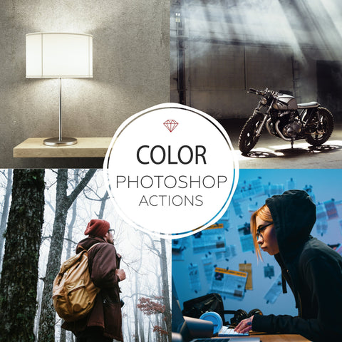 Color - Photoshop Actions