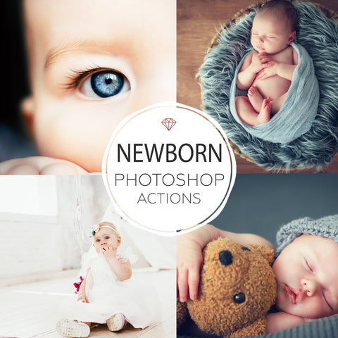 New Born - Photoshop Actions