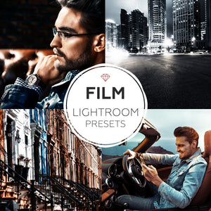 Film - lightroom presets