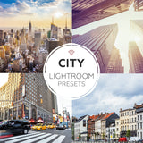 City - lightroom presets