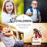 Children - lightroom presets