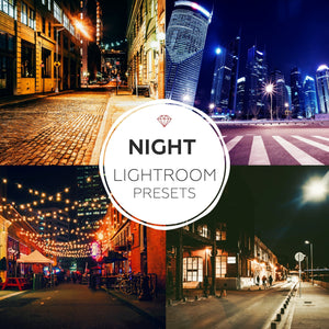 Night - lightoom presets