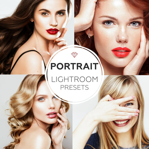 Portrait - Lightroom Presets