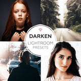 Darken - Lightroom Presets