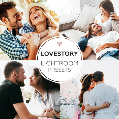 Lovestory - lightroom presets