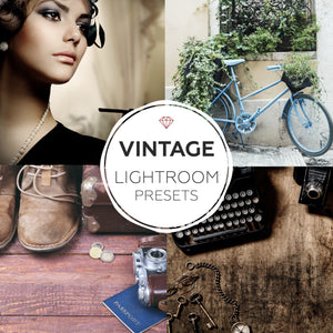 Vintage - Lightroom Presets