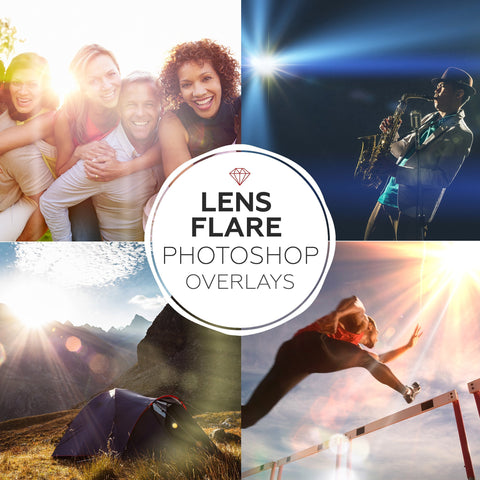 Lens Flare - Overlays
