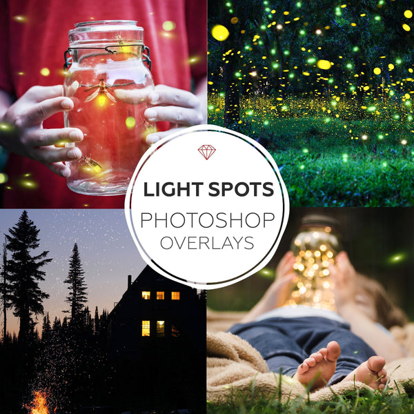 Light Spots - Overlays