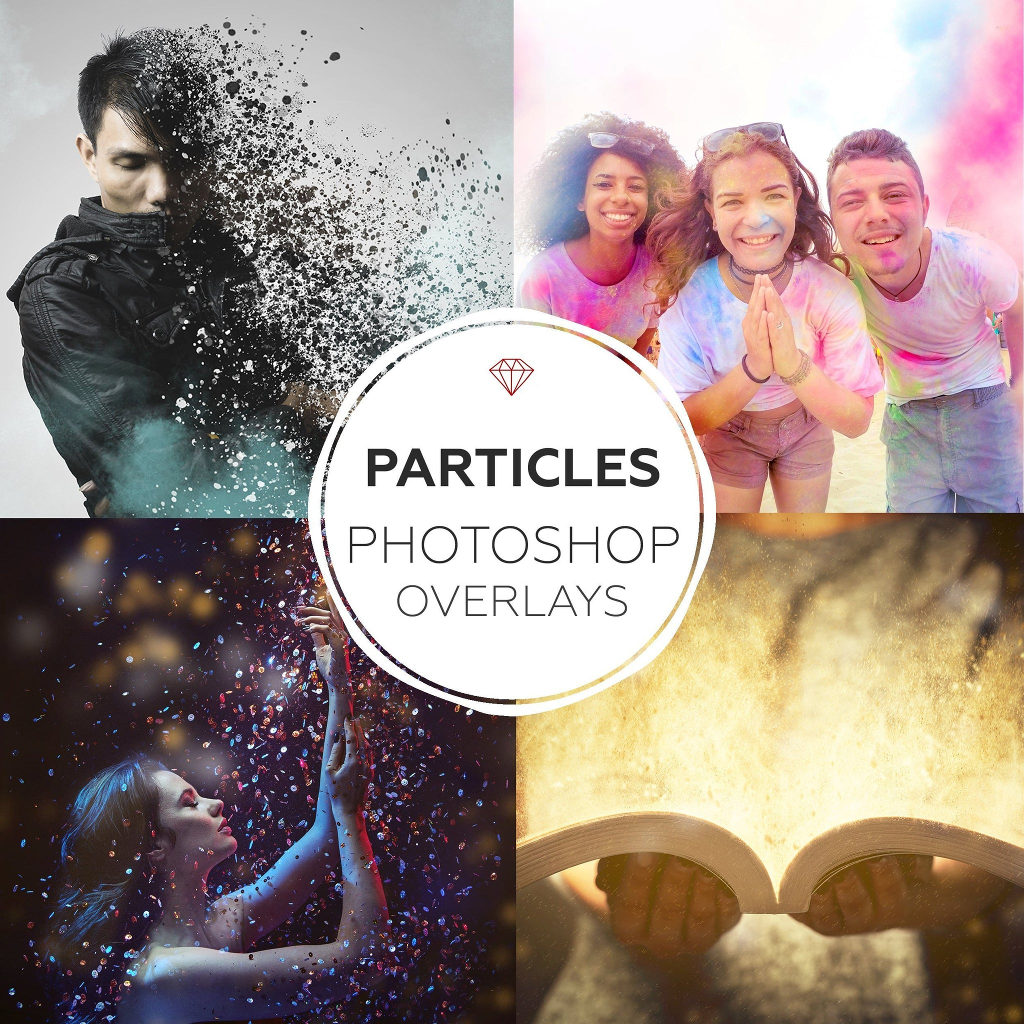Particles - Overlays