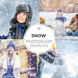 Snow - Overlays