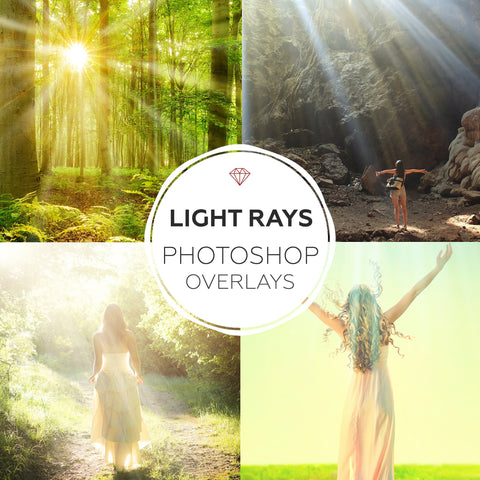 Light Rays - Overlays
