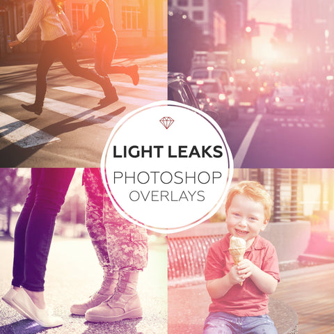 Light Leaks - Overlays