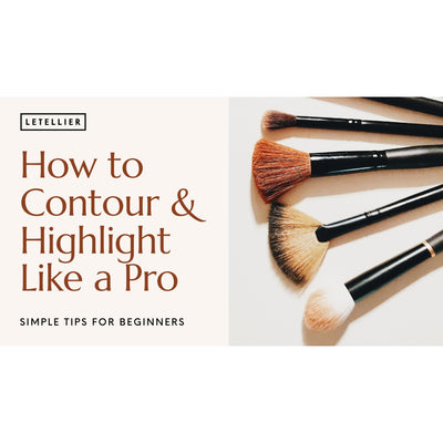 How to Contour & Highlight Like a Pro