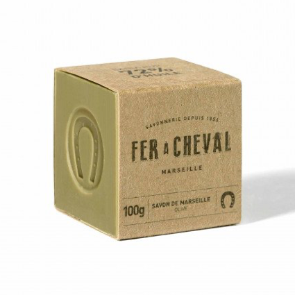 OLIVE MARSEILLE SOAP - CUBE 100G