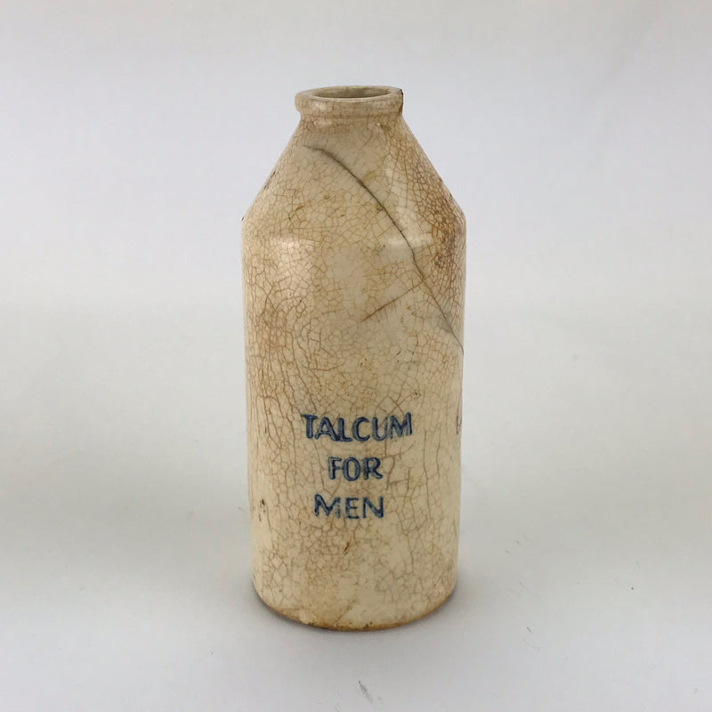 Old Spice Talcum Bottle - Rare