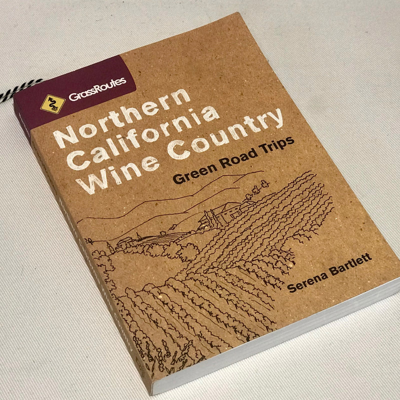 Book - Northern CA Wine Country