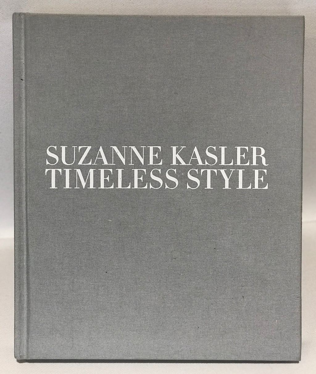 Book - Suzanne Kasler Timeless Style