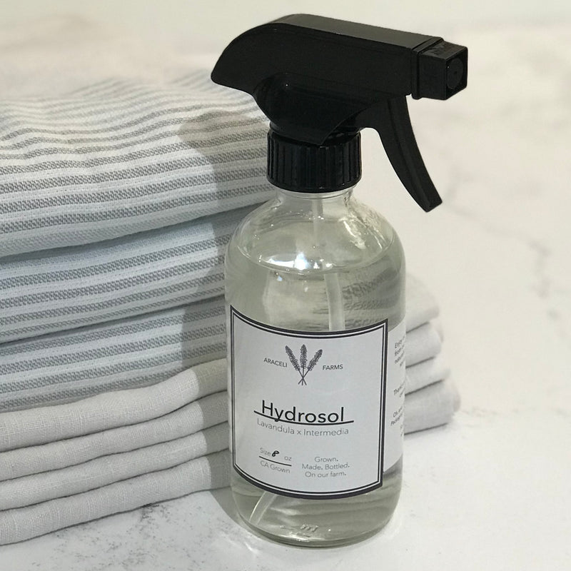 Natural Lavender Hydrosol Spray