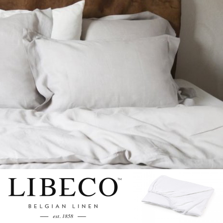 Libeco - Santiago Fitted Sheet