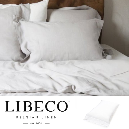 Libeco - Santiago Pillow Case