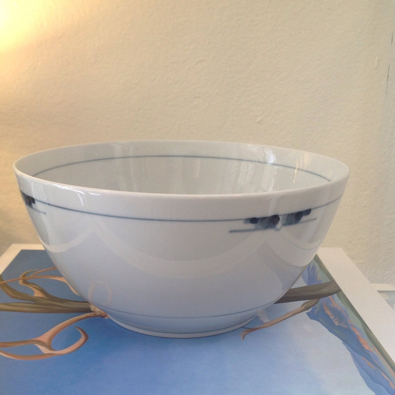 Vintage Danish Salad / Serving Bowl