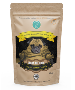 Jabba the Mutt | Peanut Butter Crunch