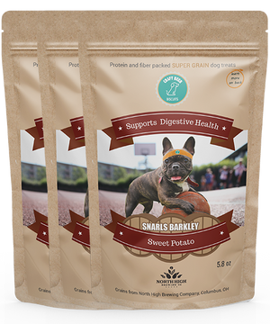 Snarls Barkley | Sweet Potato (3-pack)