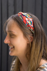 Head Band Pure Silk