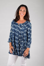 Mirvlana Shirt - Indigo - One Size Shirt