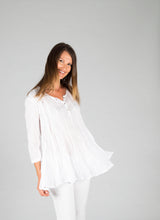 Mirvlana Shirt - White - One Size Shirt
