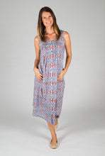 Mila Maxi Dress - Multi Print