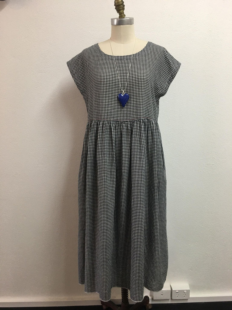 DVE - Toshni Dress - Gingham