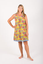 New Annika Dress Citrus Floral