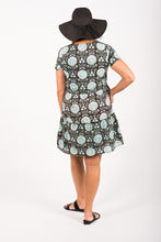 Indi Dress Ebony Floral
