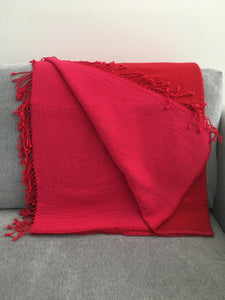 Softest Pure Wool Throw