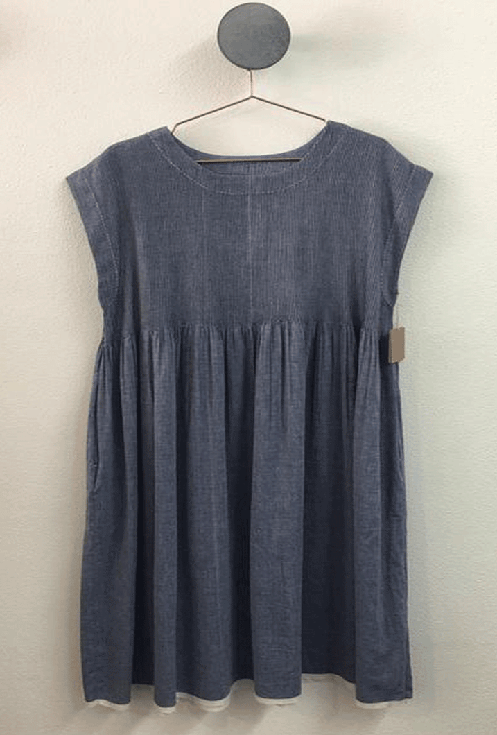 DVE - Rima Dress - Blue