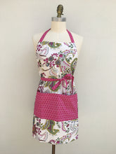 Perfect Apron - White Floral