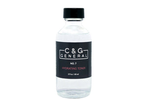 No. 7 Hydrating Toner - 2 oz