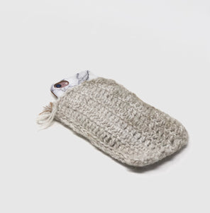 Knit Cell Phone Pouch