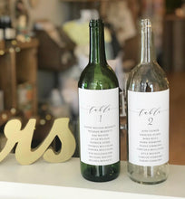Load image into Gallery viewer, Customized Wine Labels