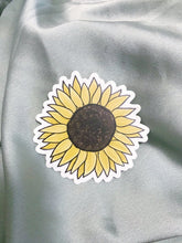 Load image into Gallery viewer, Sunflower Sticker
