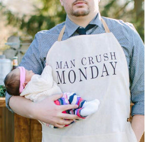 Man Crush Monday Men's Apron