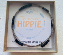 Load image into Gallery viewer, Guitar String Bracelets