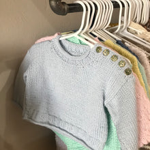 Load image into Gallery viewer, Knit Baby Sweater