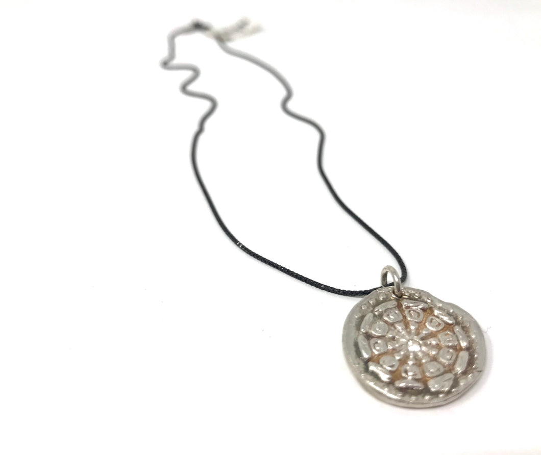 Buddha Wheel Necklace