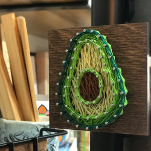 String Art Magnet