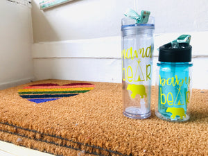 Mom & Baby Water Bottles